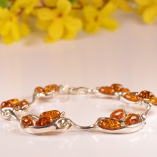 Amber Bracelet in original shape